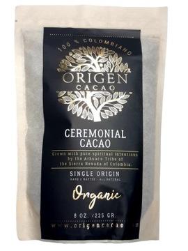 Церемониальный какао 100% Колумбия 225 г Criollo KETO