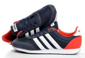 BUTY ADIDAS V Racer, Sportowe buty męskie adidas Allegro.pl