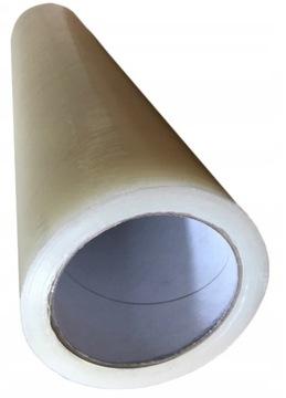 Прозрачная самоклеющаяся защитная пленка 75м