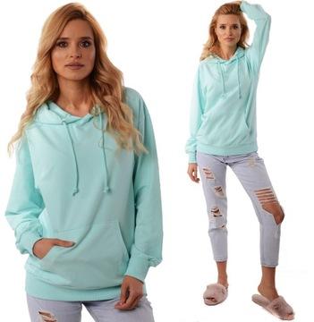 Płaszczowa bluza damska Karissa 3 kolory | ShipGratis.eu