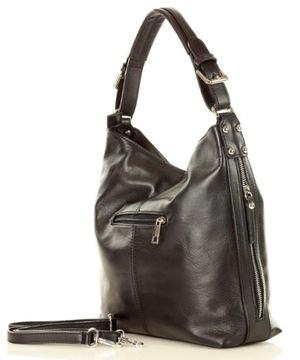 allegro torebki na zakupy skóra naturalna