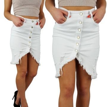Plus size w Spódnice i spódniczki Moda damska na Allegro.pl