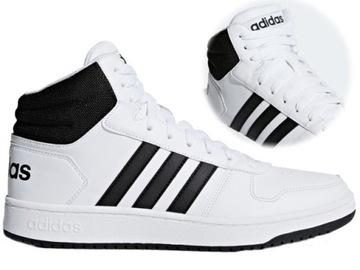 buty adidas damskie czarne czerwone paski za kostke