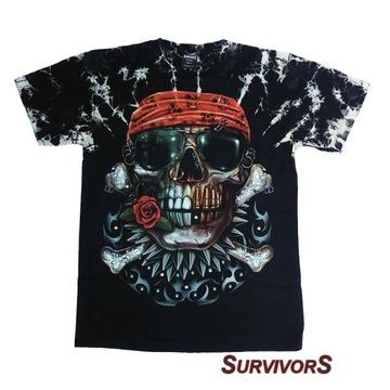 Koszulka świecąca motocyklowa SurvivorS RV73
