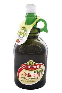 Оливковое масло первого холодного отжима 1л COPPINI