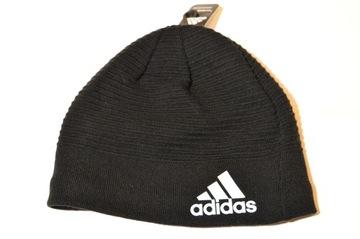 Adidas czapka uszatka ze w Czapki zimowe Allegro.pl