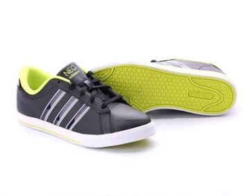 Adidas Easy TM sportowe lekkie buty na lato szare