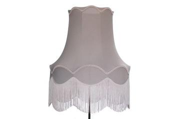 Абажур - абажур для торшеров и подвесных светильников. серый