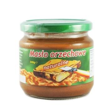 Вкусная арахисовая паста натуральная BALCHO 340гр