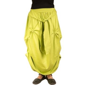 Długa damska ciepła spódnica w Spódnice i spódniczki Moda