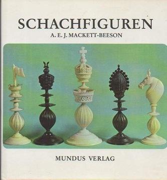 20092.Schachfiguren. Шахматные фигуры. (Немецкий)