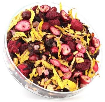 Чай фруктовый SUNFLOWER FIELD гибискус 50гр