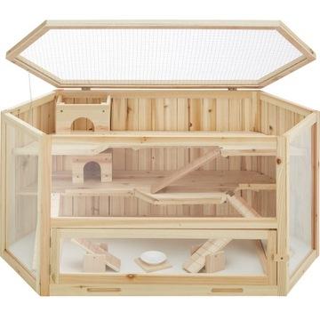 Дом для грызунов в клетке для хомяков 403227