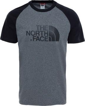 THE NORTH FACE Raglan Easy T-Shirt Męski S