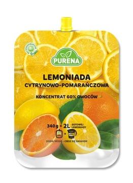 Лимонад Cyt-pom (концентрат) PURENA 2л / 340г