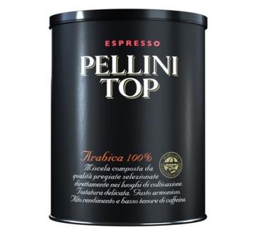 Молотый кофе Pellini Top 250 г - ж / б