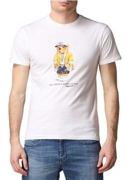 POLO BEAR by RALPH LAUREN T-Shirt biały