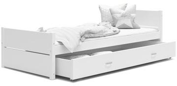 Молодежная кровать TYMON 90x200 с матрасом