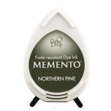 Memento Drop - Северная сосна - Чернильная подушка