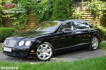 Bentley Continental Flying Spur 6.0 W12 Twin-Turbo 560KM 2007