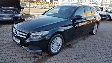 Mercedes Klasa C W205 Kombi 200 BlueTEC 136KM 2015