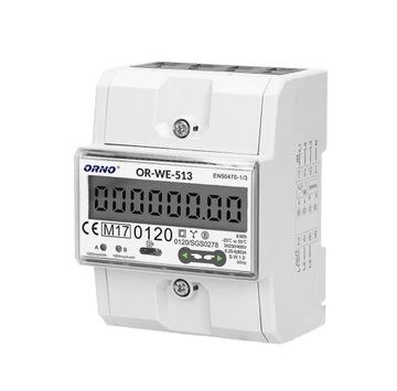 Счетчик электроэнергии 3F Orno OR-WE-513 MID