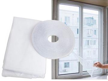 XL москитная сетка оконная сетка от комаров VELC