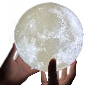 Лунная лампа XXL Moon 3D LED ночник