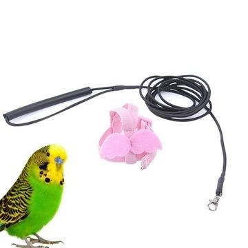 Легкая шлейка Bird Drawstring для попугаев