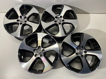 Колесные диски 18 VW GOLF GTI 7,5x18 ET49 5X112 5G0601025AS