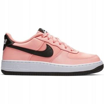 Nike Air Force 1 różowe w Trampki damskie Allegro.pl