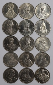 Сет - Польские короли - 1979 - 1994