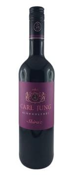 CARL JUNG SHIRAZ - полусухое безалкогольное вино.
