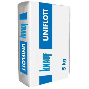 Шпатлевка для гипсокартона Knauf Uniflot 5 кг