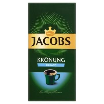 Jacobs Krönung Decaff Молотый кофе без кофеина