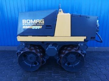 Траншейный каток BOMAG BMP 851 / 11r! /1.5т|вакер