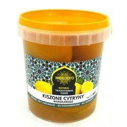 Маринованные лимоны - ведро марокканского тажина