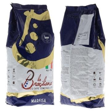 Кофе в зернах La Brasiliana Marfisa 1кг
