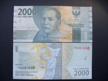 Индонезия 2000 РУПИА 2018.155C _____ 9229.B