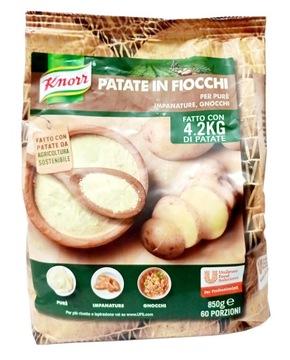 Knorr Картофельные хлопья Пюре Ньокки 850г