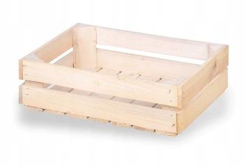 Ящики деревянные, ящик деревянный 40х30х12