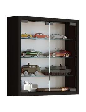 Купить Настенная витрина Mandosa S с 2 стеклами на Otpravka - цены и фото - доставка из Польши и стран Европы в Украину.