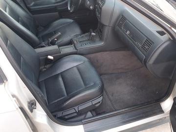 BMW Seria 3 E36 1991 BMW 3 (E36) 325 i 192 KM 2 wł skóra automat, zdjęcie 8
