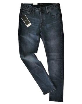Spodnie jeans stretch JACK&JONES Slim W29 L32
