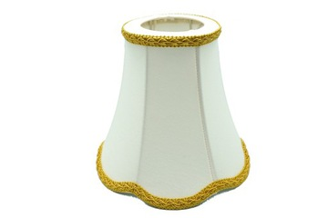 Абажур Абажур Retro Cone Mini Ecru / Gold 6x12x10