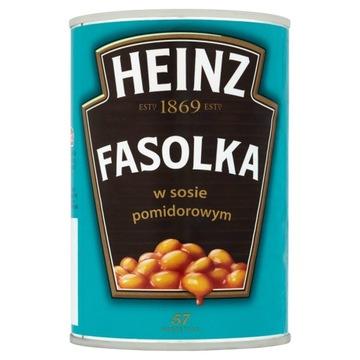 Бобы Heinz в томатном соусе 415 г