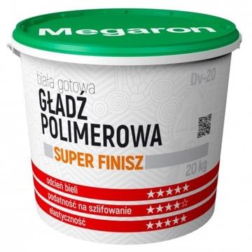 Финишное покрытие Megaron Super Finisz 20 кг