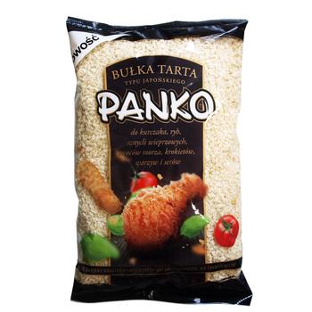 Панировочные сухари японские FARMER Panko 1кг