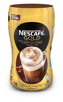 Кофе со сливками Nescafe GOLD Cappuccino из Германии