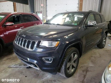 Jeep Grand Cherokee IV Terenowy Facelifting 3.6 V6 286KM 2015 Jeep Grand Cherokee 286KM